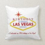 21ro cumpleaños en la almohada de Las Vegas PERSON