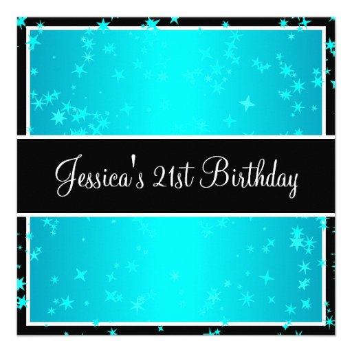 21ro La turquesa de la fiesta de cumpleaños protag Anuncios