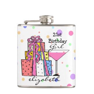 21ro Muchacha del cumpleaños