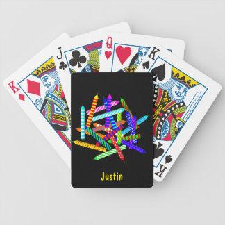 21ro Regalos de cumpleaños Baraja Cartas De Poker