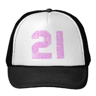 21ros regalos de cumpleaños de los chicas gorro de camionero