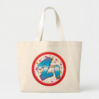 21st Birthday Tote Bags