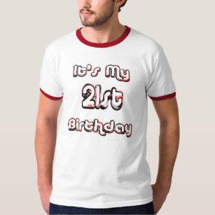 21st Birthday Drinking Shirt