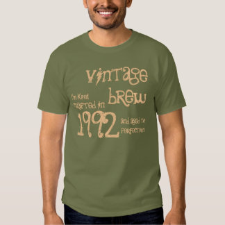 21st Birthday Gift 1994 Vintage Brew For Him V08 Tee Shirt