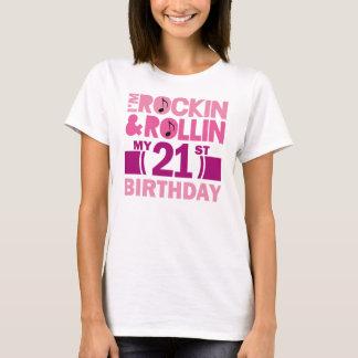 21st Birthday Gift Idea For Female T-Shirt