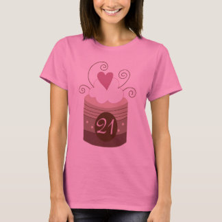 21st Birthday Gift Ideas For Her T-Shirt
