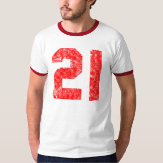 21st Birthday Gifts T Shirt