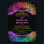 "21st Birthday invitation Party, Disco Party,Gatsby<br><div class=""desc"">21st Birthday invitation Party,  Disco Party,  Gatsby style,  neon,  black,  glitter,   Remove or change unwanted information. Have you looked at our other products,  ask for a customization. Thanks for your kind comments</div>"