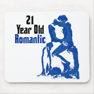 21st Birthday Mouse Pad