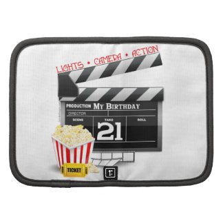 21st Birthday Movie Party Organizers
