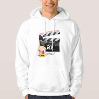 21st Birthday Movie Party Pullover