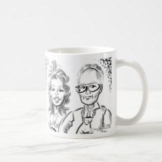 21st Birthday Party Caricatures mug 2014b
