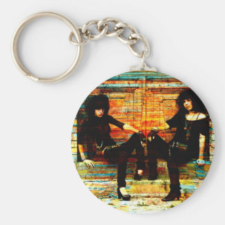 21ST CENTURY LAVERNE AND SHIRLEY KEYCHAIN