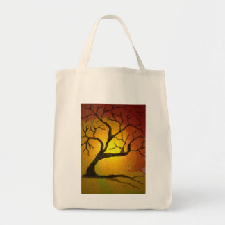 21st century tree of life tote bag