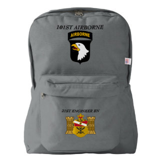 21ST ENGINEER BATTALION 101ST AIRBORNE BACKPACK