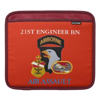 21ST ENGINEER BATTALION (AIR ASSAULT) iPAD SLEEVE