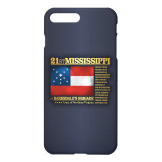21st Mississippi Infantry (BA2) iPhone 8 Plus/7 Plus Case