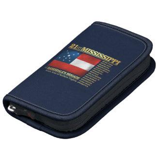 21st Mississippi Infantry (BA2) Folio Planner