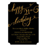 21st, Twenty First Birthday Party Celebration Custom Invites
