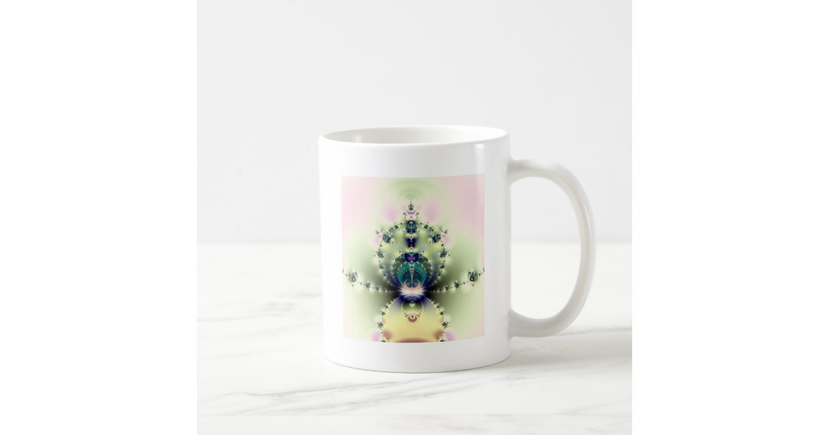 Fractals Coffee & Travel Mugs