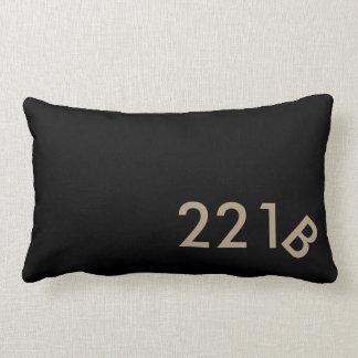 221 B. Baker Street Pillow
