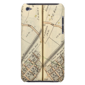 222223 Harrison, Mamaroneck Barely There iPod Protectores