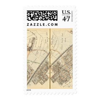 222223 Harrison, Mamaroneck Postage Stamp