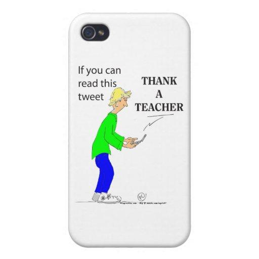 222 si usted puede leer este pío AGRADEZCA A UN iPhone 4 Carcasas