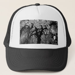 2232431087_ed18eb4364, city, TREES Trucker Hat
