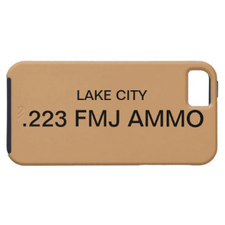 .223 FMJ AMMO iPhone Cover