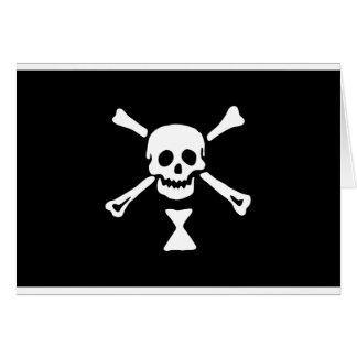 22427-pirate-flag-emanuel-wynne-vector PIRATE SKUL Cards