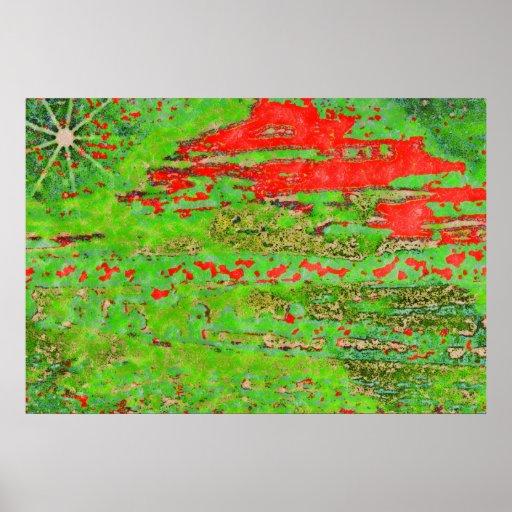 224 Landscape-mod-pastel2b-copy Póster
