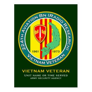 224o Bn RR 1 de los Avn - ASA Vietnam Postal