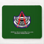 224th Aviation Battalion (Radio Research) Mouse Mats