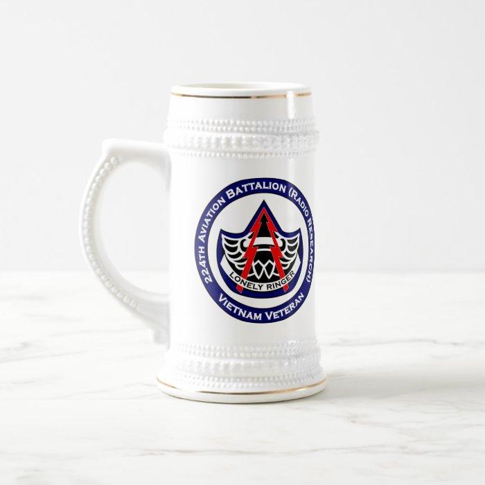 224th Avn 2 Beer Stein