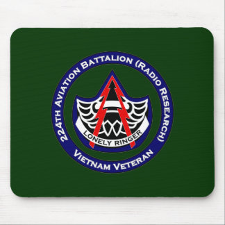 224th Avn 2 Mouse Pad