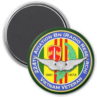 224th Avn Bn RR 2b - ASA Vietnam Magnet
