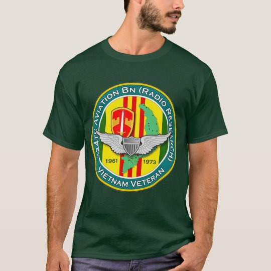 224th Avn Bn RR 3 - ASA Vietnam T-Shirt