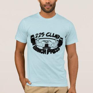 225 Club Bench Press American Apparel T-Shirt
