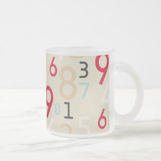 225colored 225 RANDOM NUMBERS FRACTIONS MATH ARITH Mugs