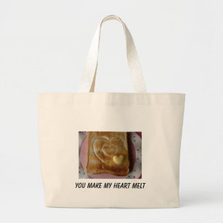 2263942749_e59f019b49, YOU MAKE MY HEART MELT Tote Bag
