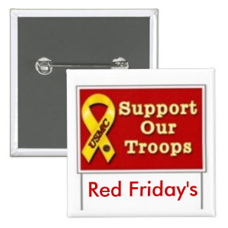 227419322v10_150x150_Front Red Friday s Pinback Button
