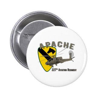 227o Aviación Apache Pin