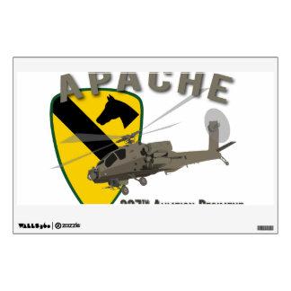 227o Aviación Apache Vinilo Adhesivo