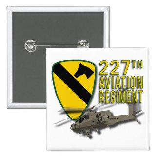 227o Regimiento Apache de la aviación Pin