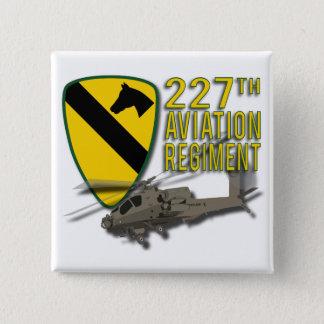 227th Aviation Regiment Apache Button