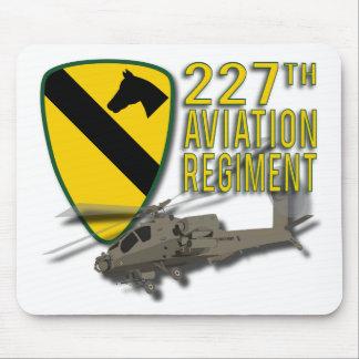 227th Aviation Regiment Apache Mouse Pad