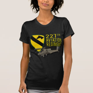 227th Aviation Regiment Apache T-Shirt