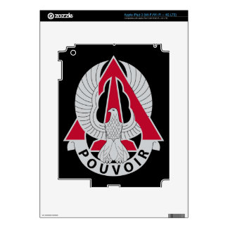 227th Aviation Regiment - Pouvoir - Can Do Decals For iPad 3