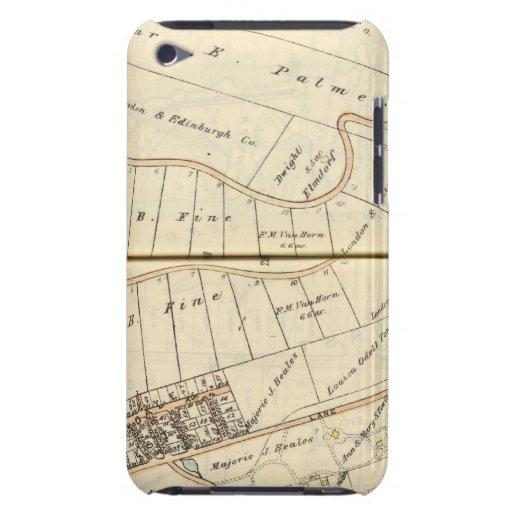 228229 Rye Case-Mate iPod Touch Funda